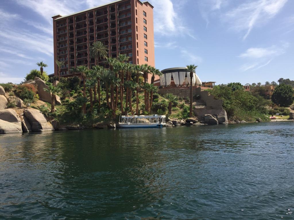Cataract Hotel - Aswan