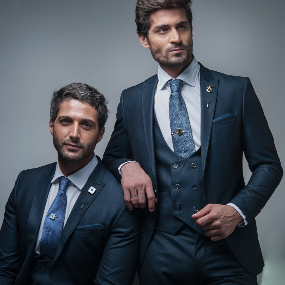 HUWA: Accessorizing for the Contemporary Gentleman