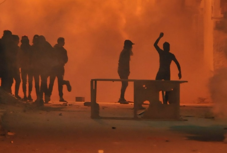 Protests Erupt in Tunisia in the Wake of Price Increases - Qahwet Masr