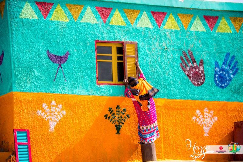 Mashrou El Saada: Painting People's Lives With Love - Qahwet Masr