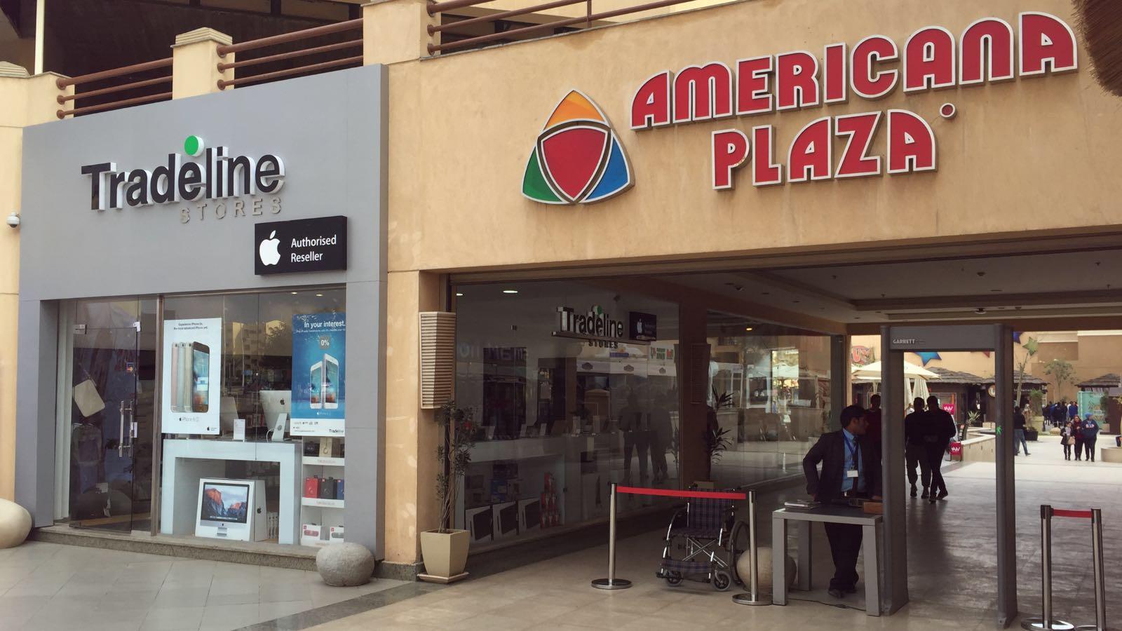 Tradeline Tradeline stores - Americana Plaza - Giza