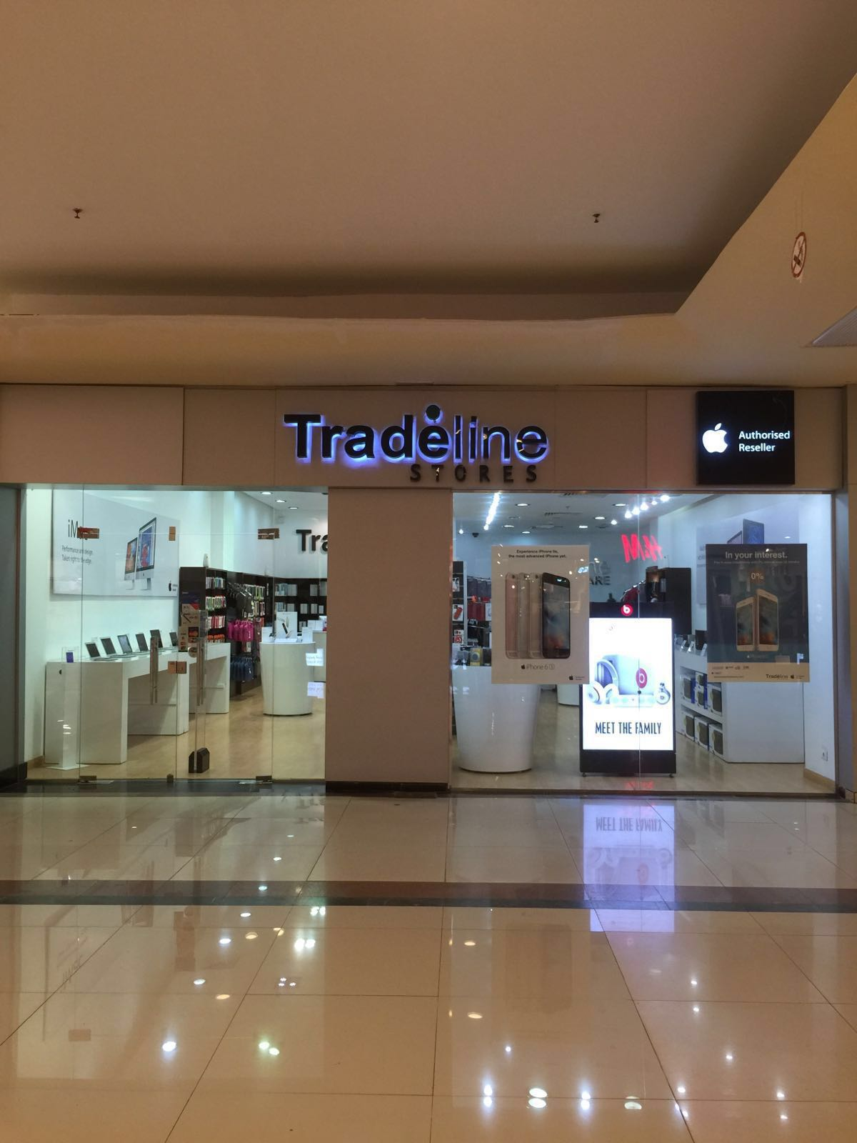 Tradeline Tradeline stores - Dandy Mega Mall