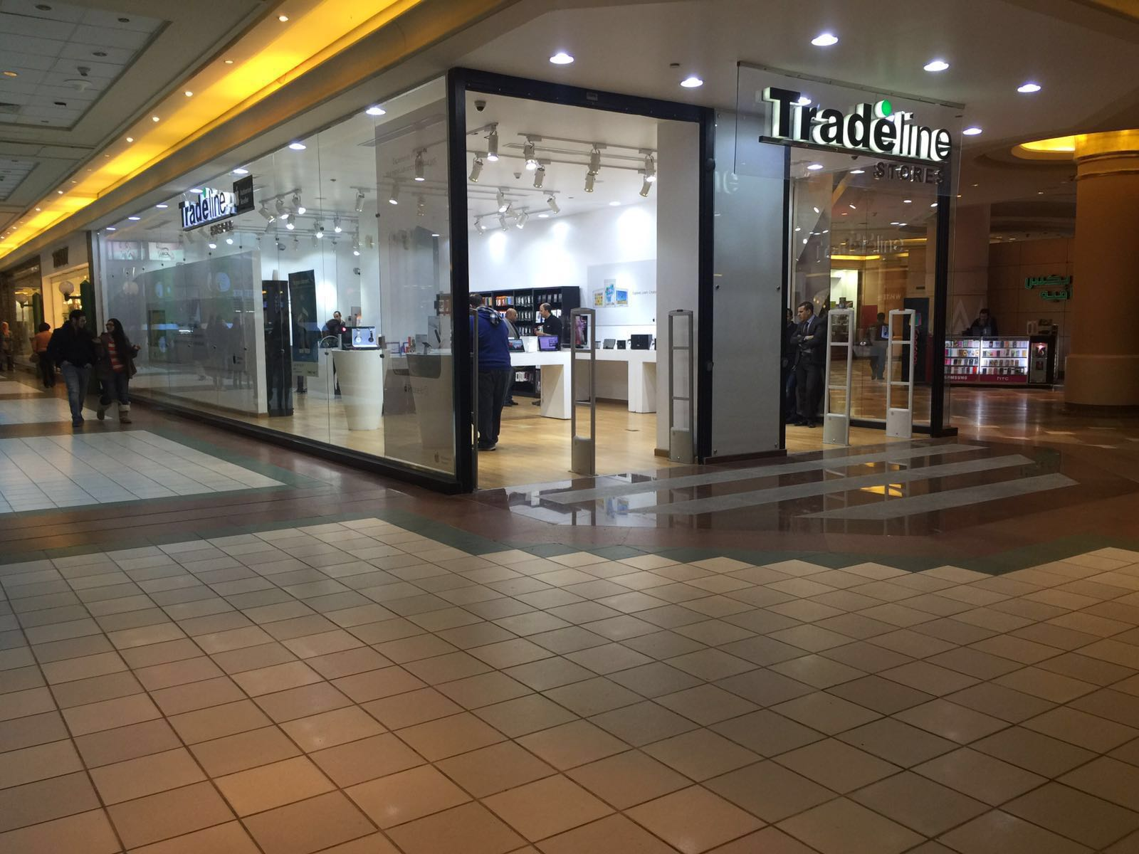 Tradeline Tradeline stores - City Stars Mall