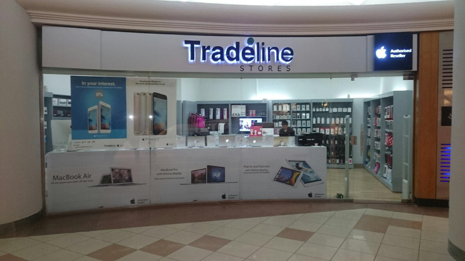 Tradeline Tradeline stores - San Stefeno Mall